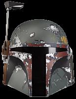 Star Wars Episode V: The Empire Strikes Back - Boba Fett Premium Electronic Helmet The Black Series 1:1 Scale Life-Size Replica