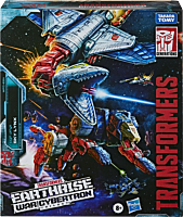 """Transformers: Generations - Sky Lynx Earthrise Commander War for Cybertron 11"""" Action Figure"""
