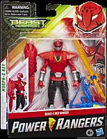 """Saban's Power Rangers - Beast-X Mode Red Ranger 6"""" Action Figure"""