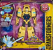 "Transformers: Generations - Battle Call Trooper Bumblebee Cyberverse 5.5"" Action Figure"