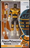"Power Rangers - Zeo Gold Ranger Lightning Collection 6"" Action Figure"