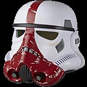 Star Wars: The Mandalorian - Incinerator Stormtrooper Electronic 1:1 Scale Life-Size Helmet Replica