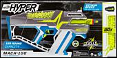 Nerf - Hyper Mach-100 Fully Motorized Blaster