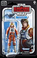 "Star Wars Episode V: The Empire Strikes Back - Luke Skywalker (Snowspeeder) 40th Anniversary 6"" Kenner Action Figure"