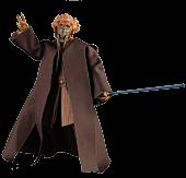 """Star Wars Episode II: Attack of the Clones - Plo Koon 6"""" Black Series Action Figure"""