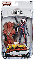 "Spider-Man: Maximum Venom - Ghost-Spider Marvel Legends 6"" Action Figure"