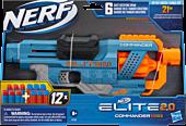 Nerf - 2.0 Commander RD-6 Elite Dart Blaster