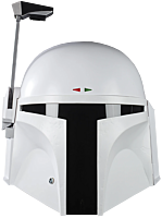 Star Wars Episode V: The Empire Strikes Back - Boba Fett (Prototype Armor) Premium Electronic 1:1 Scale Life-Size Helmet Replica