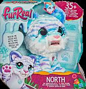 "FurReal - North the Sabertooth Kitty Interactive FurReal 10"" Plush"