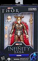 "Thor: The Infinity Saga - Odin Marvel Legends 6"" Action Figure"