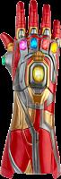 Avengers 4: Endgame - Iron Man Nano Gauntlet Marvel Legends 1:1 Scale Life-Size Prop Replica