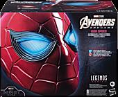 Avengers 4: Endgame - Iron Spider Marvel Legends Electronic Helmet 1:1 Scale Prop Replica
