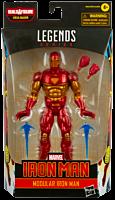 "Iron Man - Modular Iron Man Marvel Legends 6"" Action Figure"