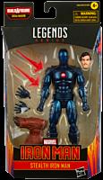 "Iron Man - Stealth Iron Man Marvel Legends 6"" Action Figure"
