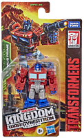 """Transformers: Generations - Optimus Prime War for Cybertron Kingdom 3.5"""" Action Figure"""