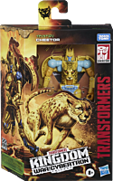 "Transformers: Generations - Cheetor War for Cybertron Kingdom Deluxe 5.5"" Action Figure"