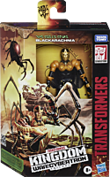 "Transformers: Generations - Blackarachnia War for Cybertron Kingdom Deluxe 5.5"" Action Figure"