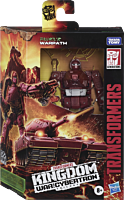 "Transformers: Generations - Warpath War for Cybertron Kingdom Deluxe 5.5"" Action Figure"
