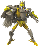 """Transformers: Generations - Airazor War for Cybertron Kingdom Deluxe Class 5.5"""" Action Figure"""