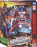 "Transformers: Generations - Optimus Prime War for Cybertron Kingdom 8.5"" Action Figure"
