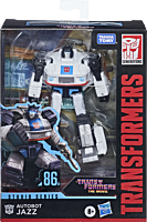 """The Transformers: The Movie (1986) - Jazz Studio Series Deluxe 5"""" Action Figure"""