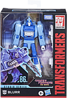 """The Transformers: The Movie (1986) - Blurr Studio Series Deluxe 5"""" Action Figure"""