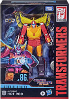 """The Transformers: The Movie (1986) - Autobot Hot Rod Studio Series 6"""" Action Figure"""