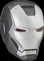War Machine - War Machine Marvel Legends Electronic Helmet 1:1 Scale Life-Size Prop Replica