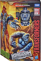 """Transformers: Generations - Optimus Primal War for Cybertron Kingdom 7"""" Action Figure"""
