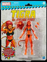 "The Avengers - Tigra Retro Marvel Legends 6"" Scale Action Figure"