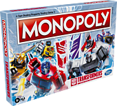 Monopoly - Transformers Edition Board Game