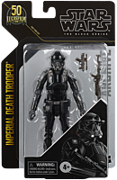 """Star Wars: Rogue One - Imperial Death Trooper Archive 6"""" Black Series Action Figure"""