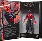 "Star Wars Episode I: The Phantom Menace - Darth Maul (Sith Apprentice) 6"" Black Series Action Figure"
