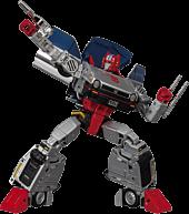"Transformers: Generation 1 - Senator Crosscut Masterpiece Edition MP-53+ 6"" Action Figure"