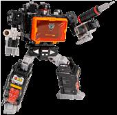"Transformers: Generations - Soundblaster War for Cybertron Siege 6"" Action Figure"
