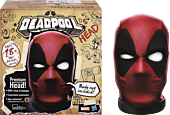 Deadpool - Deadpool's Head Marvel Legends 1:1 Scale Life-Size Interactive Prop Replica