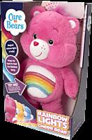 "Care Bears - Rainbow Lights Cheer Bear 13"" Interactive Plush | Popcultcha"