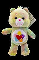 "Care Bears - True Heart Bear 8"" Beanie Plush"