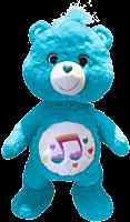 "Care Bears - Dancing Heart Song Bear 14"" Interactive Plush"