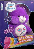 "Care Bears - Share Bear 13"" Talking Plush"