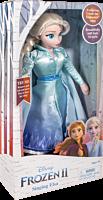 "Frozen 2 - Singing Elsa 13"" Musical Plush Doll"