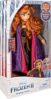 "Frozen 2 - Singing Anna 13"" Musical Plush Doll"