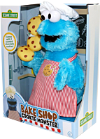 "Sesame Street - Bake Shop Cookie Monster 11"" Plush"