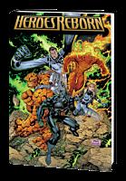 Heroes Reborn - The Original Epic Omnibus Hardcover Book (DM Variant Cover)