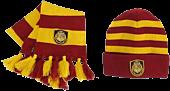 Harry Potter - Hogwarts Knit and Scarf Set