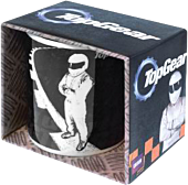 Top Gear - The Stig and Racetrack Coffee Mug