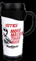 Top Gear - The Stig Travel Mug More Machine Than Man