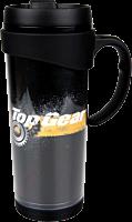 Top Gear - Travel Mug Gears Yellow and Black