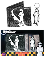 Top Gear - Wallet and Keyring Gift Set