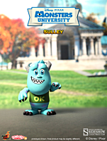 "Monsters University - Sulley Cosbaby 3"" Hot Toys Figure"